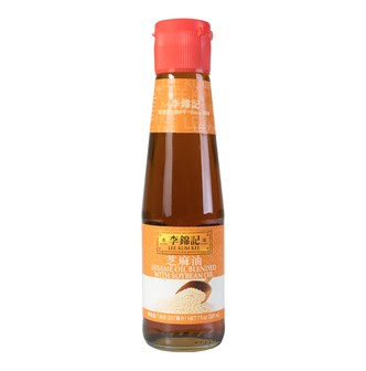 LEE KUM KEE Sesame Oil Blended with Soy Bean Oil 207ml