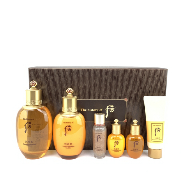 Product Detail - The History of Whoo Gongjinhyang Special Set 6PC - image 0