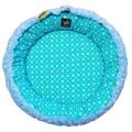 ALPHA DOG SERIES 双面面料碗型宠物用软垫  #蓝色