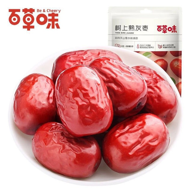 Product Detail - BE&CHEERY   TREE RIPE JUJUBE  180G - image 0