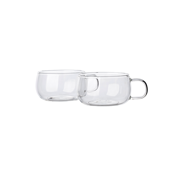 商品详情 - 网易严选水滴壶  日式个人壶 茶杯 130ml*2 - image  0