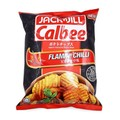 【马来西亚直邮】日本 JACK N JILL 火热辣椒味薯片 60g