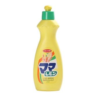日本LION狮王 餐具洗涤剂 柠檬味 380ml