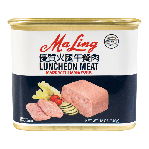 MALING Bestal luncheon Meat 340g(multiple package)
