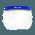 【面部防疫】韩国Alt Korea 升级版防疫透明面罩 隔离飞沫 消毒后可重复使用 1个装 KCDC认证