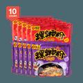 柳全 大航海螺蛳粉双口味10包混合入 酸菜麻辣味x5 + 原味x5