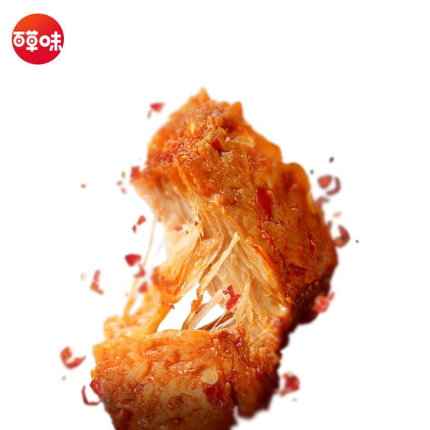 Product Detail - BE & CHEERY Hand avulsion meat Spicy taste 200g - image 0