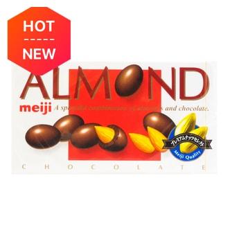 MEIJI Almond Chocolate 88g