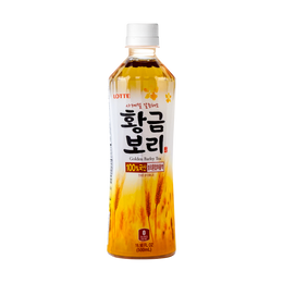 LOTTE Golden Barley Tea Drink 500ml