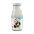 Mayan Basil Seed Fruit Drinks Mangosteen 280ml Superfood for Healthy Cholesterol and Blood Sugar