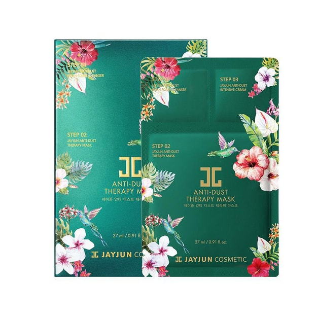 Product Detail - JAYJUN Anti-Dust Therapy Mask 10 sheets - image 0
