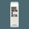美国BOXED WATER 网红环保矿泉水 500ml