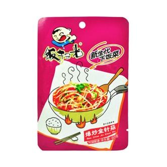 四川高福记 饭扫光 爆炒金针菇下饭菜 60g