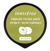 【Clearance】INNISFREE CAPSULE RECIPE PACK Face Mask Red Kiwi 10ml