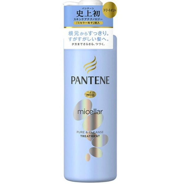 Product Detail - P&G PANTENE Micellar Pure & Cleanse Conditioner 500g - image 0