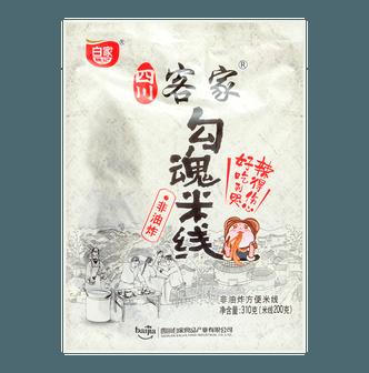 白家陈记 四川客家 非油炸 勾魂米线 310g