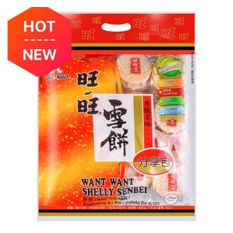 旺旺 雪饼 分享包 520g