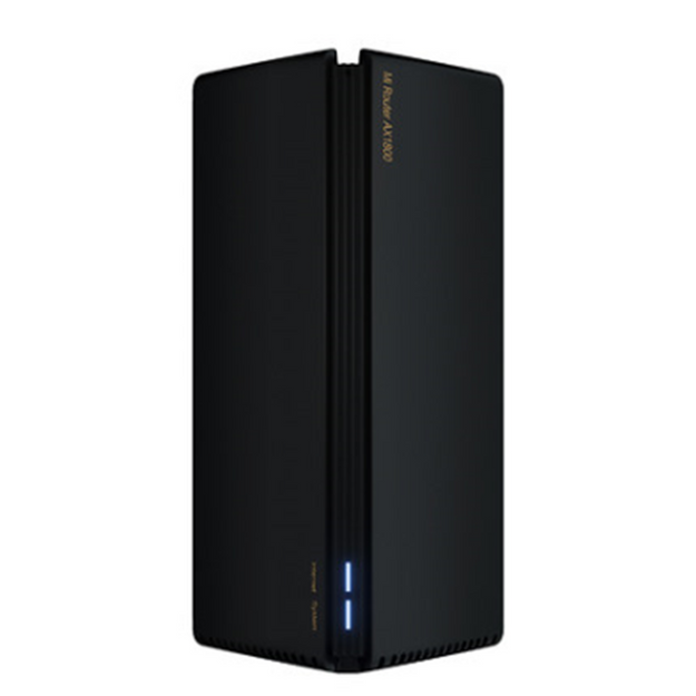 商品详情 - [中国直邮]小米 MI 路由器AX1800 高通五核Wifi6 免密入网 独立放大器 适用大户型 黑色 1个装 - image  0