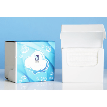 ITO CLEANSING TOWEL BOX TOWEL