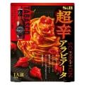 【日本直邮】S&B SCORPION 香辣茄酱直通粉 意面酱 超辣 132g