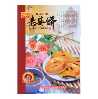 DONGWANGYANG Wife Cakes Red Bean Flavor 300g