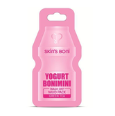 SKINS BONI Yogurt Bonimini Wash-Off Mud Pack #GreenTea 15ml