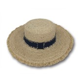 ACCESS HEADWEAR Wide Brim 100% Raffia Summer Hat Women #Beige One Size
