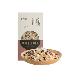 【CHINA DIRECT MAIL】YANXUAN Assorted Vegetarian Porridege Rice 500g