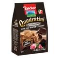 LOACKER乐可 威化饼干 黑巧克力味 250g