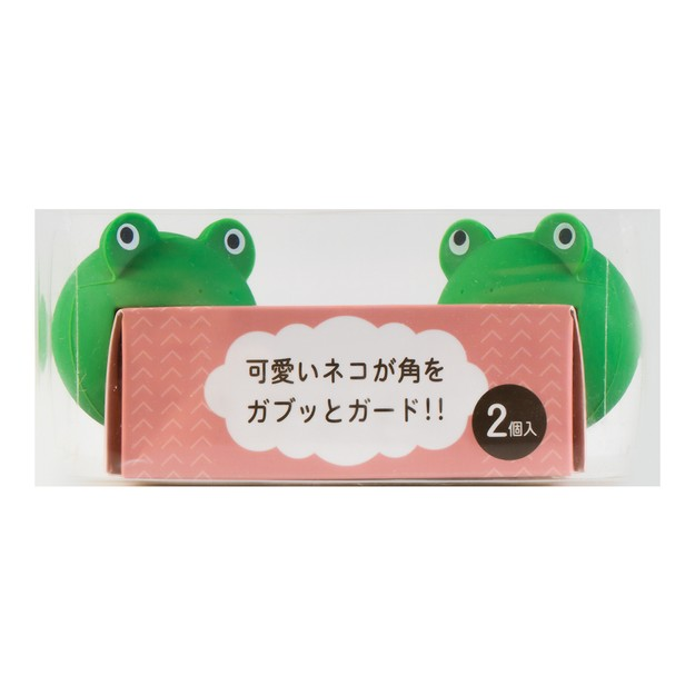 【Clearance】YAMAZAKI Animal Conner Cushion Baby Proofing Table Corner Guards - Little Frog