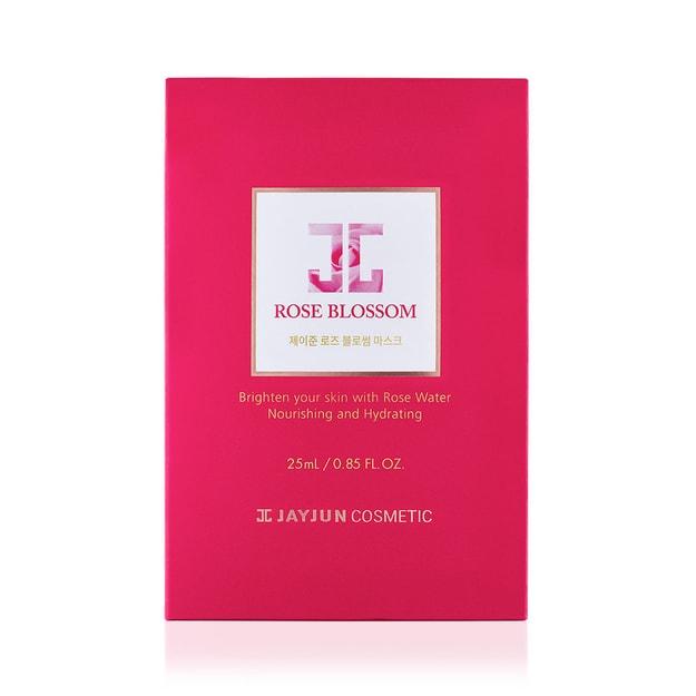 Product Detail - JAYJUN Rose Blossom Mask 1sheet - image 0