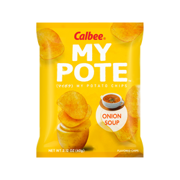 日本CALBEE卡乐比 洋葱汤味薯片 60g