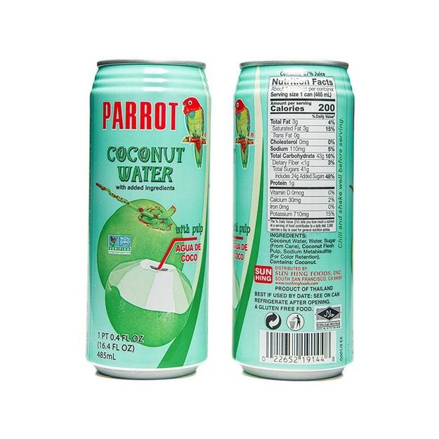 商品详情 - Parrot椰子水485ml - image  0