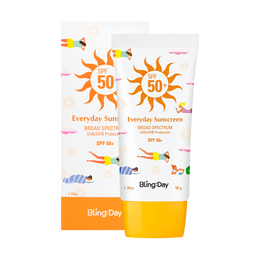 DONGSUNG PHARM BLING:DAY Everyday Sunscreen SPF50+ 50g