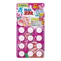 KOBAYASHI Multi Purpose Easy Cleaning Scented Cleaner Peach 12 Tablets