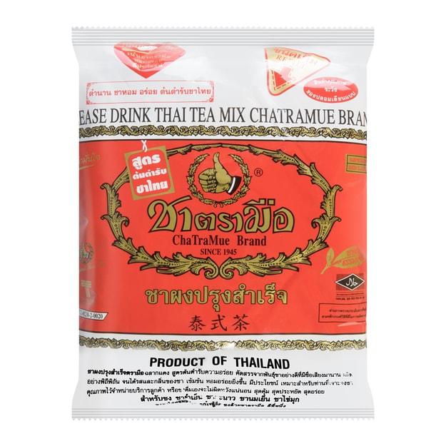 商品详情 - 泰国CHA TRA MUE手标牌 70年正宗泰式茶 400g 泰式奶茶专用 - image  0