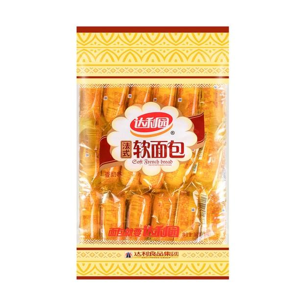 商品详情 - 达利园 法式软面包 香奶味 18枚入 360g - image  0