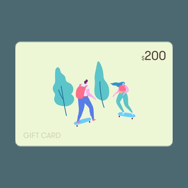 商品详情 - 亚米电子礼卡 价值$200 - image  0