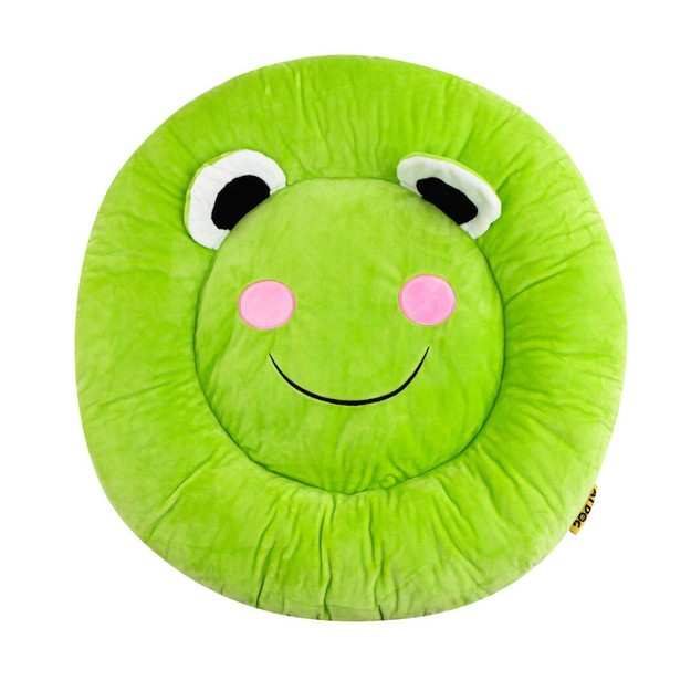 Product Detail - ALPHA DOG SERIES Animal Cushion  #Frog - image 0