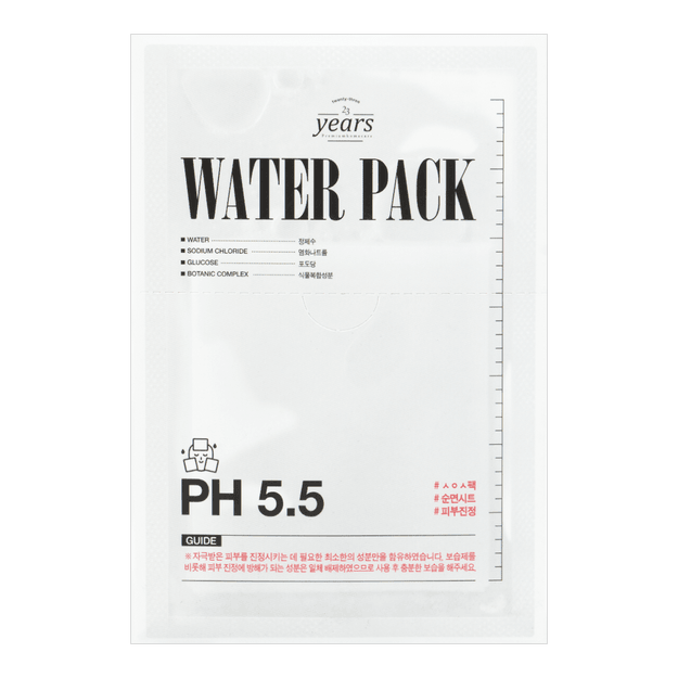 Product Detail - 23 YEARS OLD Water Pack (1set - 4pack) - image 0