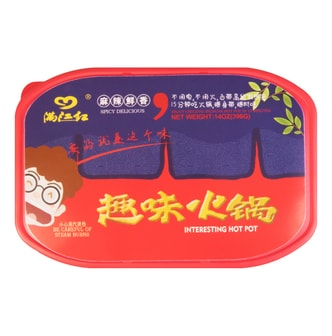 MANJIANGHONG Instant Spicy Hot Pot 396g