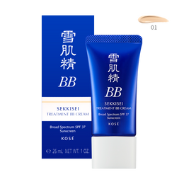 KOSE SEKKISEI Treatment BB Cream 01