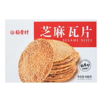 Daoxiangcun Sesame Slice 120g