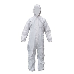 SAFE FIT Cov63 Heavy Duty Coverall Size M 165cm-176cm 1pc