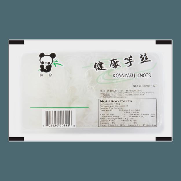Product Detail - ASIA Konjac Noddles large 200g - image 0