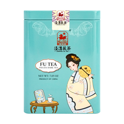 JINGWEI FU TEA Easy Brewing Pieces 200g