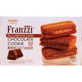 法丽兹 醇香黑巧克力味曲奇 58g