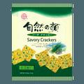 台湾中祥 自然の颜 紫菜苏打饼干 量贩包 310g