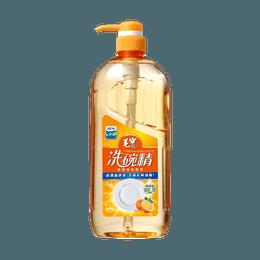 毛宝洗碗精洗洁精华 洁净强化配方泵酵素升級 1000g/ml