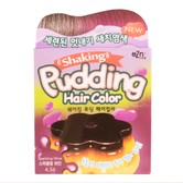 DONGSUNG PHARM EZN Shaking Pudding Hair Color 4.56 Sparkling Wine